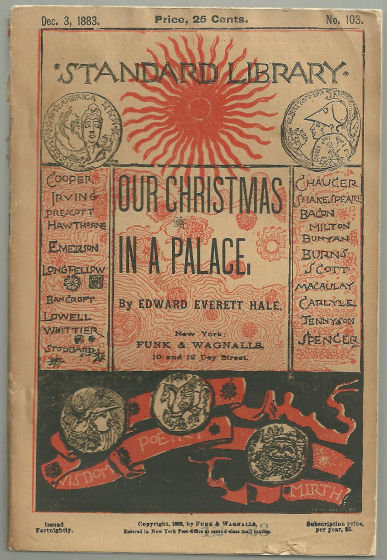 Our Christmas in a Palace by Edward Everett Hale 1883