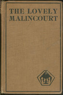 Lovely Malincourt by Helen Mathers 1929 Novel