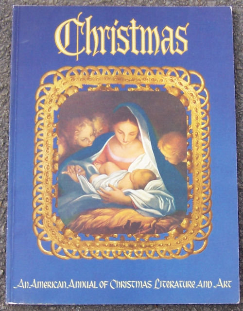 Christmas American Annual of Christmas Literature 1966