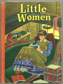 Little Women by Louisa May Alcott 1951 Whitman with DJ