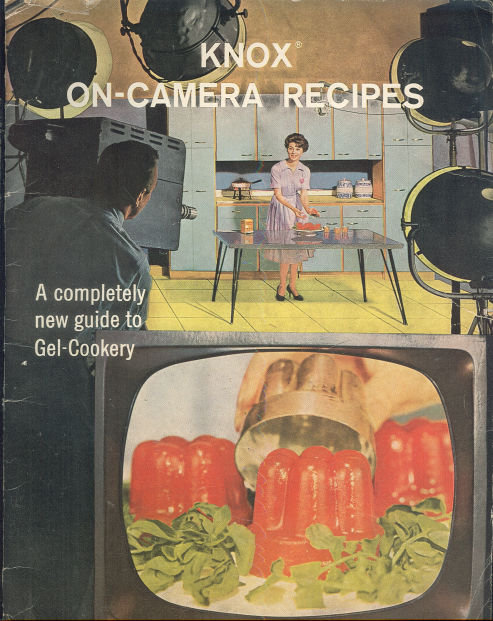 Knox on Camera Recipes A New Guide for Gel Cookery 1960