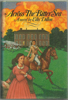 Across the Bitter Sea by Eilis Dillon 1973 Romance 1st