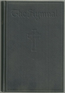 Hymnal Containing Complete Orders of Worship 1960