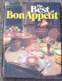 Best of Bon Appetit Collection of Favorite Recipes 1979