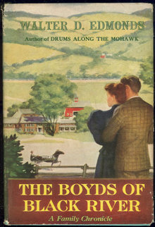 Boyds of Back River Family Chronicle by Walter Edmonds