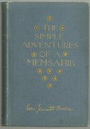 Simple Adventures of a Memsahib by Sara Duncan 1893 1st edition