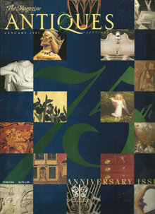 Antiques Magazine January 1997 Anniversary Issue