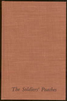 Soldier's Peaches and Other African Stories 1959 1st ed