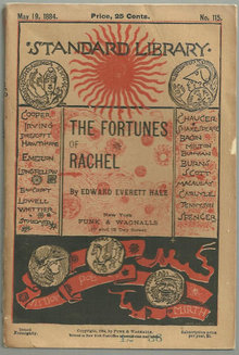 Fortunes of Rachel by Edward Everett Hale 1884 Fiction