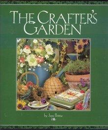 Crafter's Garden by Joni Prittie 1993 1st edition DJ