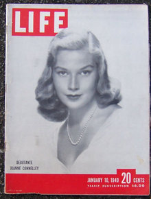Life Magazine January 10, 1949 Joanne Connelley Cover