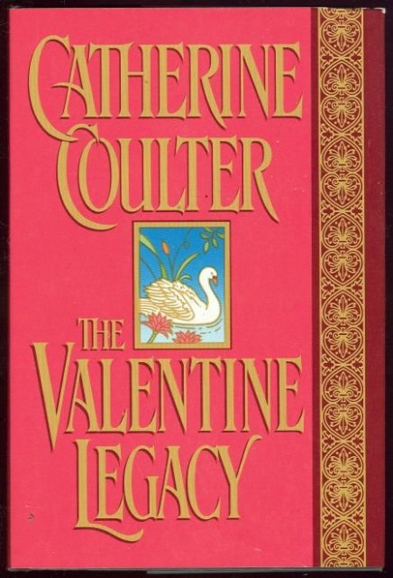 Valentine Legacy by Catherine Coulter 1995 Romance DJ