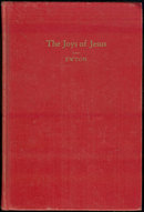 Joys of Jesus Signed by Maynard Ewton 1952 First Ed