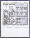 Vintage Catalog Northwestern Coffee Mills Milwaukee, Wisconsin
