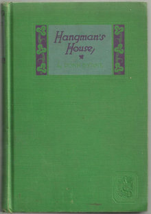 Hangman's House by Donn Byrne 1926 Novel Illustrated