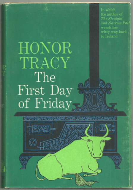 First Day of Friday by Honor Tracey 1963 1st ed with DJ
