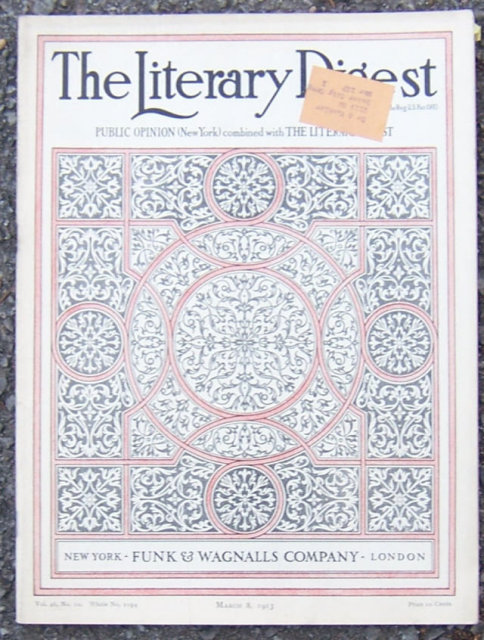 Literary Digest March 8, 1913  Iron in Mexico