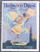 Literary Digest Magazine April 5, 1913 Cubists
