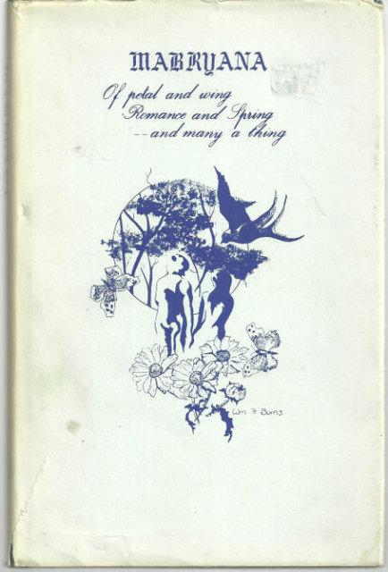 Mabryana Poems by Edward Mabry 1978 with DJ