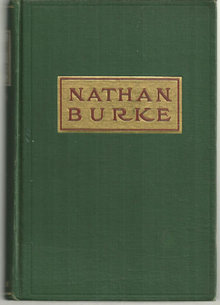 Nathan Burke by Mary Watts 1910 Victorian Fiction