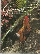 Gourmet Magazine April 1978 San Diego, California