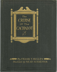 Cruise of the Cachalot by Frank Bullen 1928 Illustrated