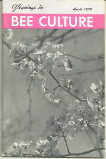 Gleanings in Bee Culture April 1970 Canadian Beekeepers