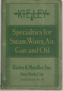 Kieley and Mueller 1927 Catalog 37 Specialties Plants