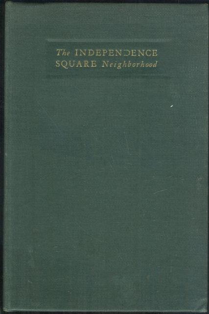 Independence Square Neighborhood 1926 Philadelphia