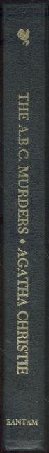 ABC Murders by Agatha Christie 1983 Bantam Collection