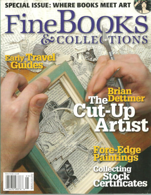 Fine Book and Collections Magazine May/June 2008