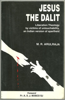 Jesus the Dalit by M. R. Arulraja 1996 1st edition