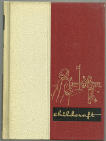 Childcraft Volume 14 Your Child Goes to School 1961
