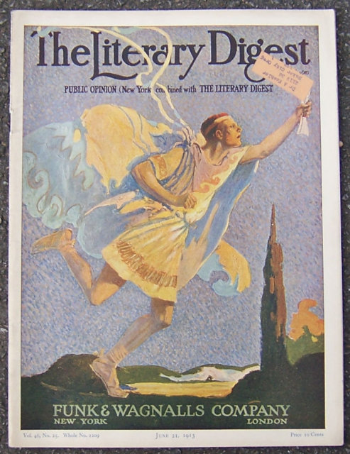Literary Digest June 21, 1913 Shooting at the Movies