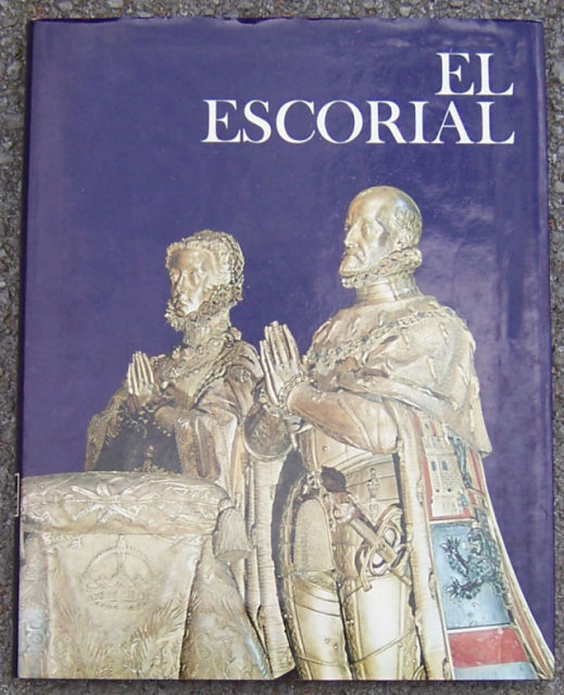 El Escorial by Mary Cable 1971 Illustrated with DJ