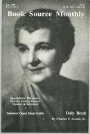 Book Source Monthly Magazine June 1995 Elizabeth Daly