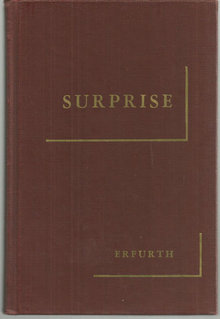 Surprise by General Waldemar Erfurth 1943 Military