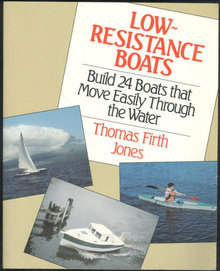 Low Resistance Boats Signed by Thomas Firth Jones 1992