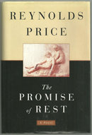 Promise of Rest by Reynolds Price 1995 1st edition DJ