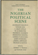 Nigerian Political Scene Edited by Robert Tilman 1962