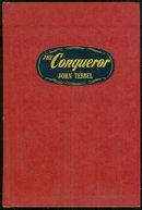 Conqueror by John Tebbel 1951 Historical Fiction