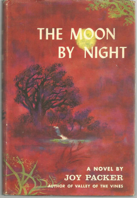 Moon by Night by Joy Packer 1957 Adventure Fiction