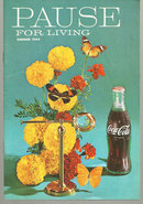Pause for Living Summer 1964 Dog Days with Coca Cola