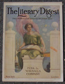 Literary Digest July 15, 1911 The Rule of Steel