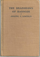 Bradshaws of Harniss by Joseph Lincoln 1943 Historical