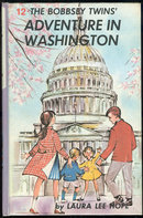 Bobbsey Twins Adventure in Washington #12 Pictorial