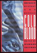 Cold Blood New Tales of Mystery and Horror 1991 1st ed