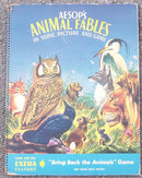 Aesop's Animal Fables w/ Bring Back the Animals Game