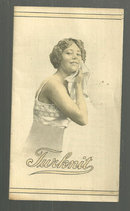 Victorian Advertising Brochure for Turknit Wash Cloth