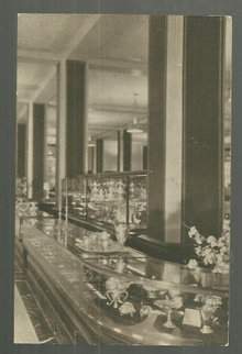 RPPC Marshall Field Main Retail Store Silverware Dept
